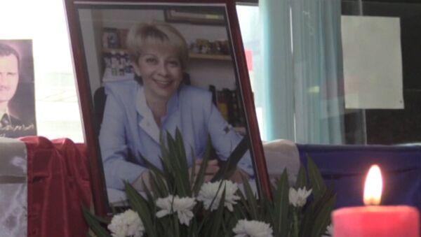 В госпиталь Латакии доставили гумпомощь от Доктора Лизы - Sputnik Латвия