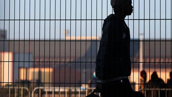 Bēglis Francijā. Foto no arhīva - Sputnik Latvija