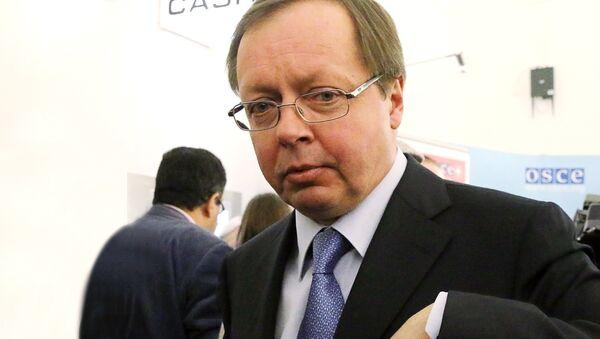 Постоянный представитель Российской Федерации при ОБСЕ Андрей Келин - Sputnik Латвия