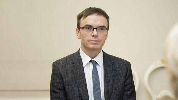 Министр иностранных дел Эстонии Свен Миксер - Sputnik Латвия
