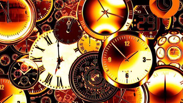 Часы - время вперед - Sputnik Латвия