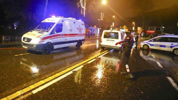 Turcijā arestēts Stambulas Jaungada terorists - Sputnik Latvija