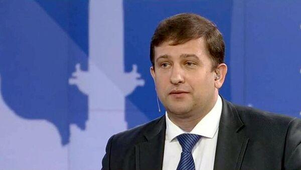 Политолог Андрей Манойло - Sputnik Латвия