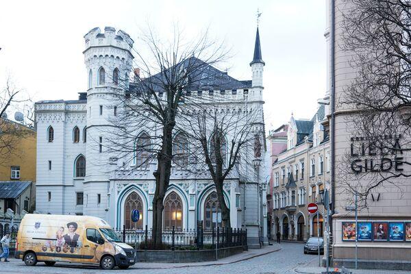 Mazās ģildes ēka - Sputnik Latvija