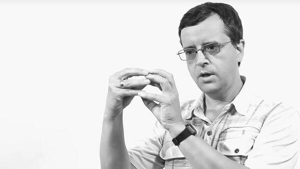 Доктор физико-математических наук Дмитрий Вибе - Sputnik Латвия