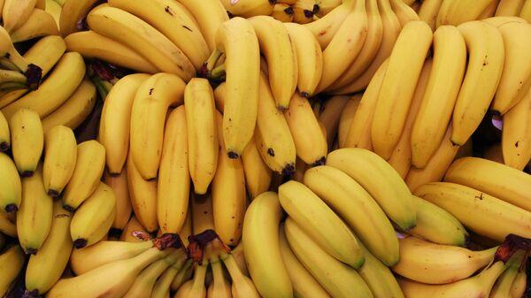 Бананы. Архивное фото - Sputnik Латвия