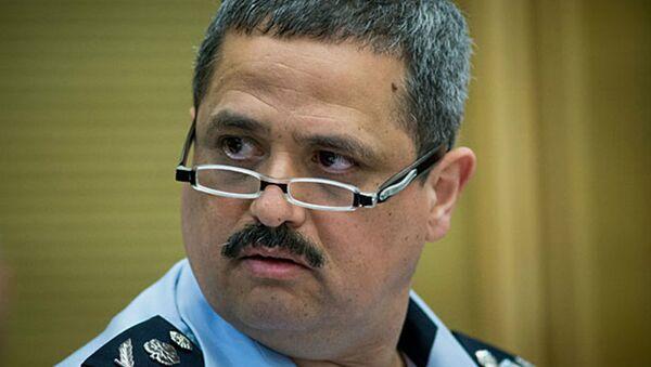 Генеральный инспектор полиции Израиля Рони Альшейх - Sputnik Латвия