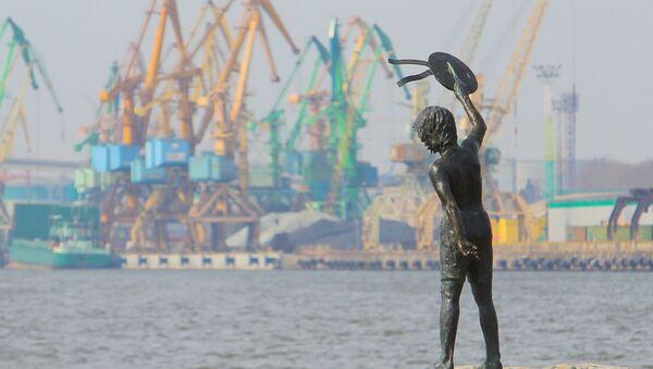 Клайпедский морской порт - Sputnik Латвия