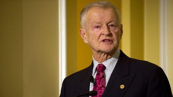 Экс-советник президента США по национальной безопасности Збигнев Бжезинский - Sputnik Латвия