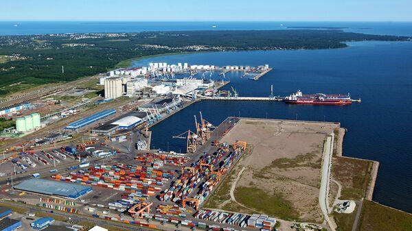 Таллиннский порт - Sputnik Латвия
