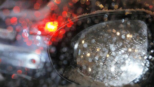Ухудшение ситуации на автодорогах - Sputnik Латвия