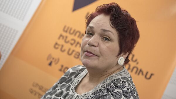 Ирина Цатурян - Sputnik Латвия