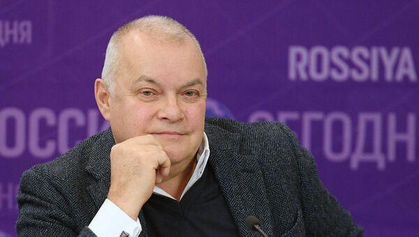 Генеральный директор МИА Россия сегодня Дмитрий Киселев - Sputnik Latvija