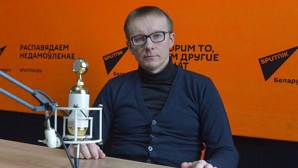 Заведующий кафедрой финансов международного университета МИТСО Вячеслав Ярошевич - Sputnik Латвия