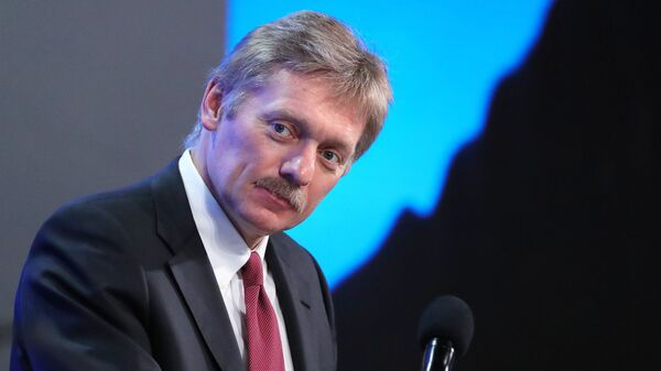Пресс-секретарь президента РФ Дмитрий Песков - Sputnik Латвия