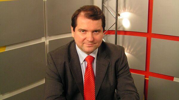 Политолог  Владимир  Корнилов - Sputnik Латвия