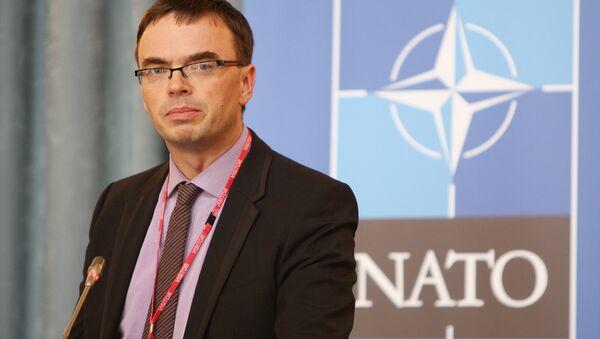 Глава МИД Эстонии Свен Миксер - Sputnik Латвия