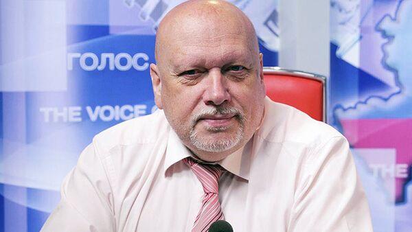 Член Совета по внешней и оборонной политике Александр Михайлов - Sputnik Латвия