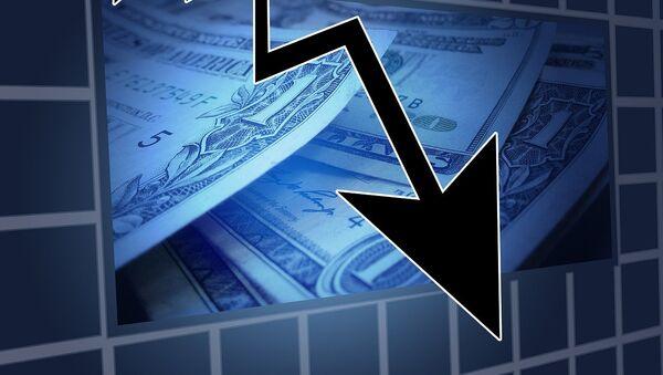 Падение доллара - Sputnik Латвия