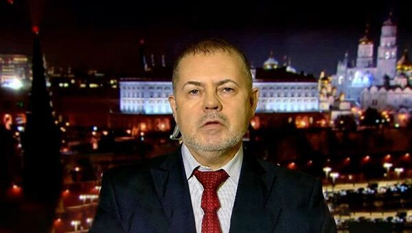 Эксперт в области внутренней и внешней политики, обороны и безопасности Григорий Трофимчук - Sputnik Латвия