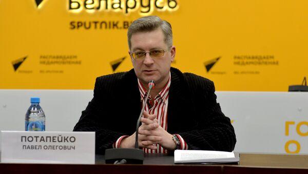 Павел Потапейко - Sputnik Латвия