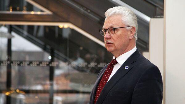 Экс-командующий Национальными вооруженными силами Латвии Дайнис Турлайс - Sputnik Latvija