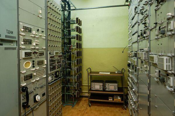 Телефонная станция бункера - Sputnik Латвия