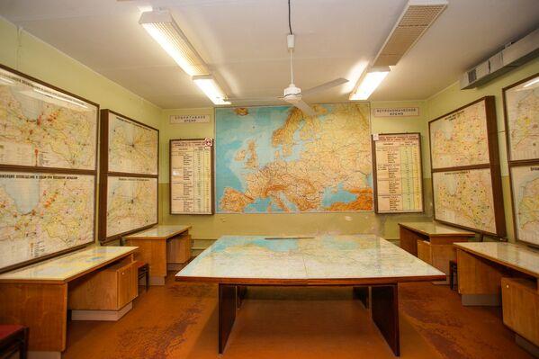 Комната управления бункера - Sputnik Латвия