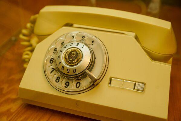 Телефон для прямой связи с правительством Советского Союза - Sputnik Латвия