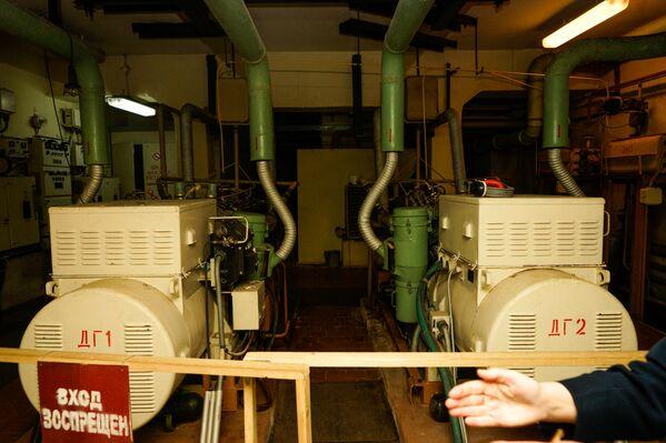 Дизельные электрогенераторы - Sputnik Латвия