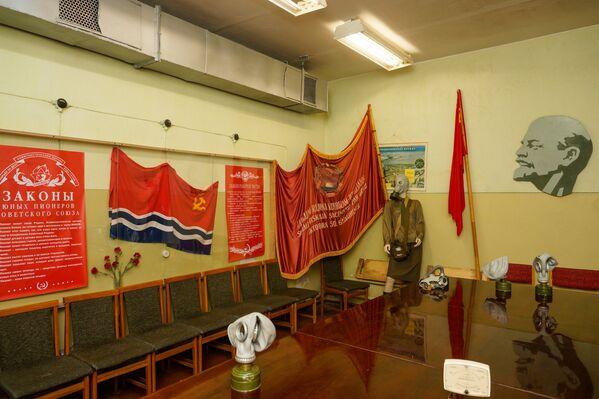 Комната-музей с экспонатами советской эпохи - Sputnik Латвия