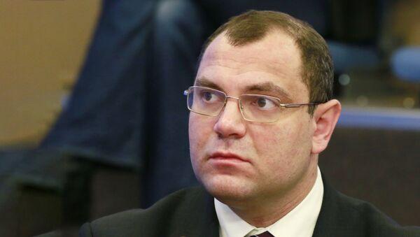Ведущий научный сотрудник Института проблем международной безопасности РАН Алексей Фененко - Sputnik Латвия