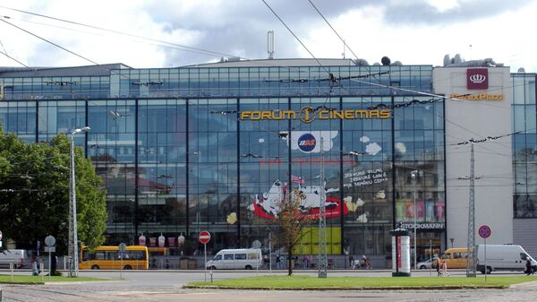Сеть кинотеатров forum cinemas в Риге - Sputnik Латвия