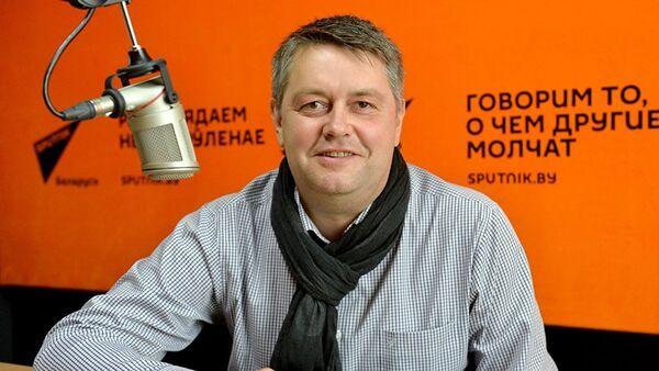 Политический эксперт Сергей Палагин - Sputnik Латвия