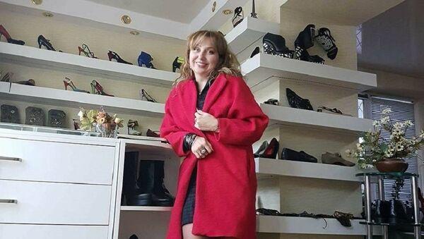 Мадонна Харатишвили - Sputnik Латвия