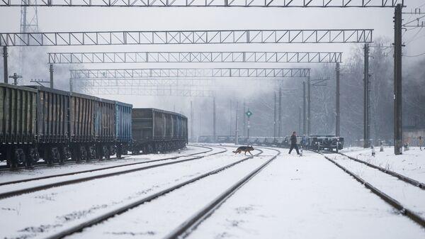Железнодорожная ветка Рига - Сигулда - Sputnik Латвия