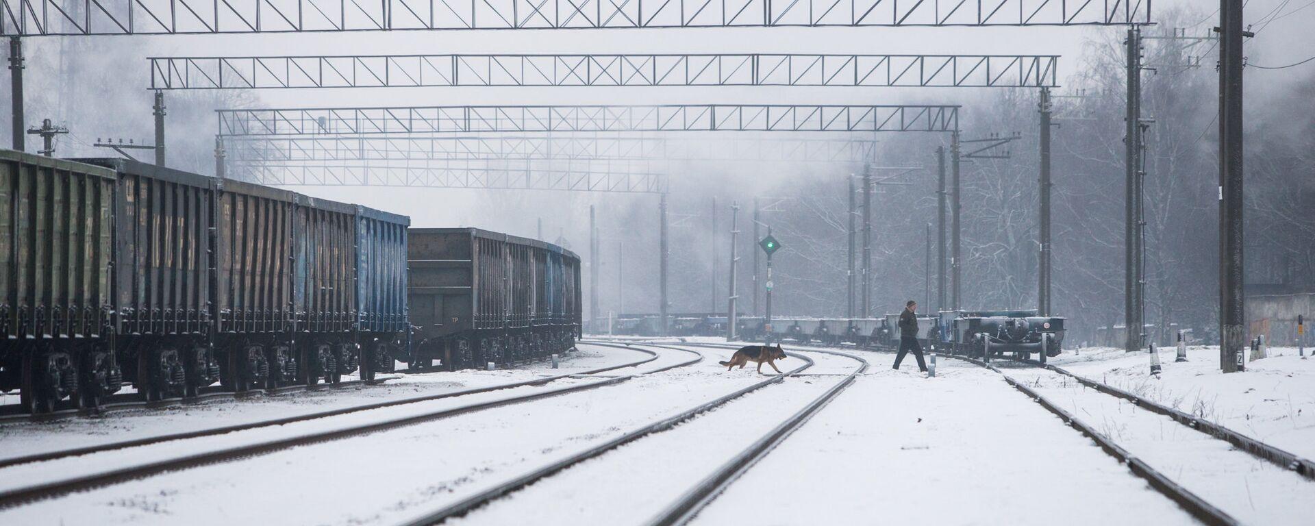 Железнодорожная ветка Рига - Сигулда - Sputnik Latvija, 1920, 04.03.2021