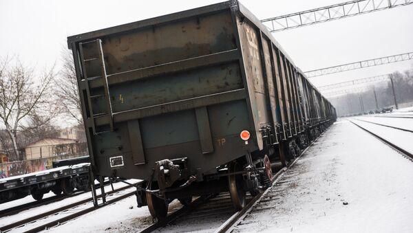 Krievijas kravu tranzīts - Sputnik Latvija
