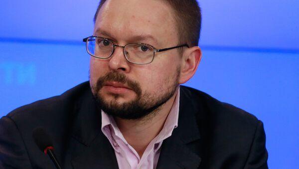 Старший научный сотрудник Центра проблем Кавказа и региональной безопасности МГИМО Николай Силаев - Sputnik Латвия