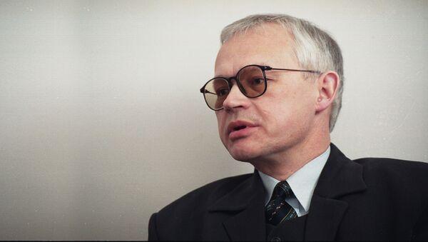 Политолог Оярс Скудра - Sputnik Латвия