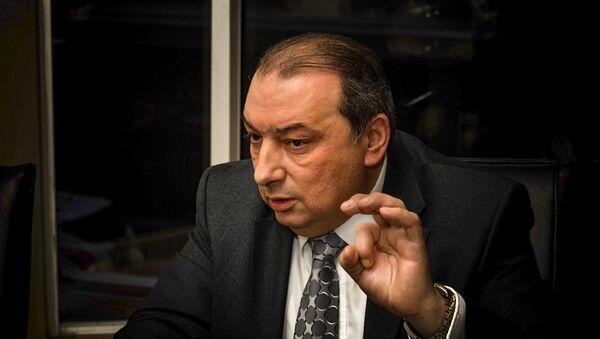 Лидер латвийского цыганского общества, глава международного союза ромов (IRU) Нормунд Рудевич - Sputnik Латвия