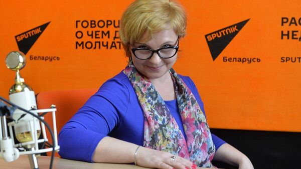 Астролог Василина Мицкевич - Sputnik Латвия