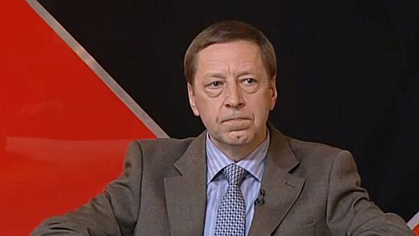 Ведущий научный сотрудник Института Европы РАН Сергей Федоров - Sputnik Латвия