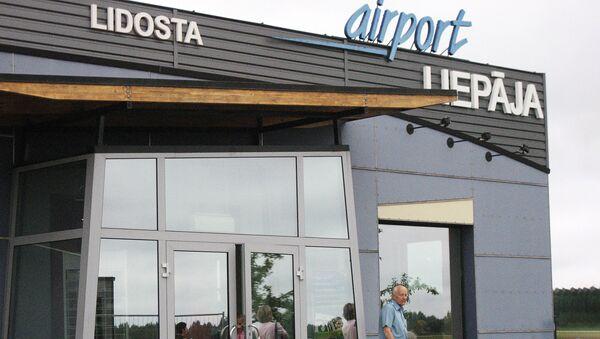 Здание аэропорта Лиепаи - Sputnik Латвия