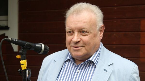 Посол России в Литве Александр Удальцов - Sputnik Латвия