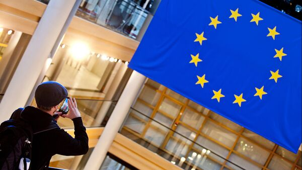 Флаг Евросоюза - Sputnik Латвия