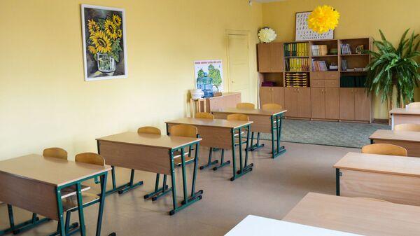 Школьный класс - Sputnik Latvija