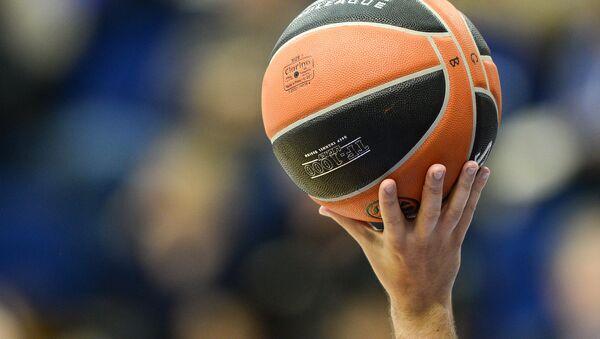 Баскетбол. - Sputnik Латвия