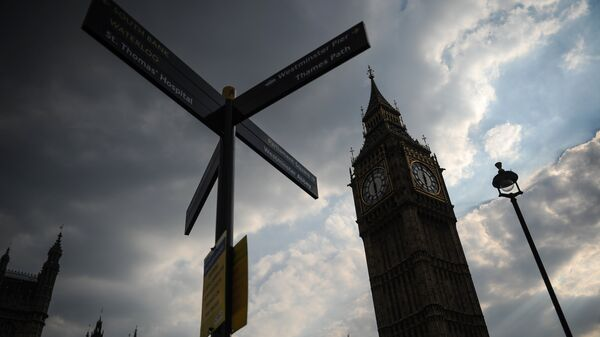 Лондон - Sputnik Латвия