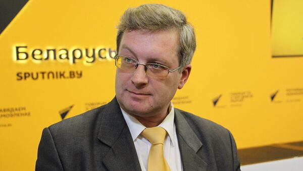 Политический аналитик Павел Потапейко - Sputnik Латвия